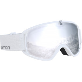 Salomon Juniors Trigger Goggles White